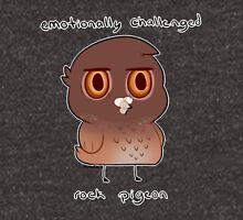 Emotionally Challenged Rock Pigeon Unisex T-Shirt