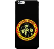Stevie Ray Vaughan & Double Trouble Colour iPhone Case/Skin
