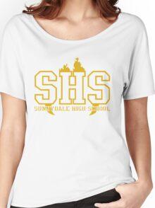 sunnydale high t-shirt Women's Relaxed Fit T-Shirt