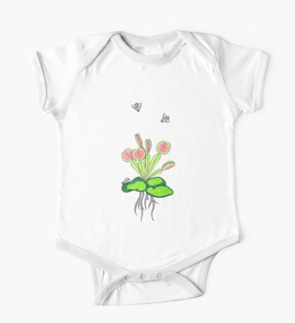 Venus fly trap One Piece - Short Sleeve
