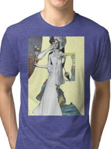 The dress Tri-blend T-Shirt