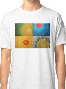 The Four Seasons collage Classic T-Shirt