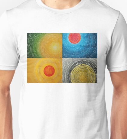 The Four Seasons collage Unisex T-Shirt