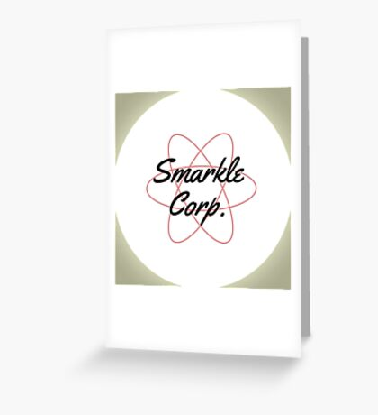Smarkle Corporation  Greeting Card