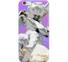 Kansas City Cherub iPhone Case/Skin
