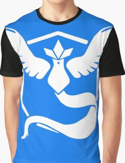 Pokemon Go Mystic Graphic T-Shirt