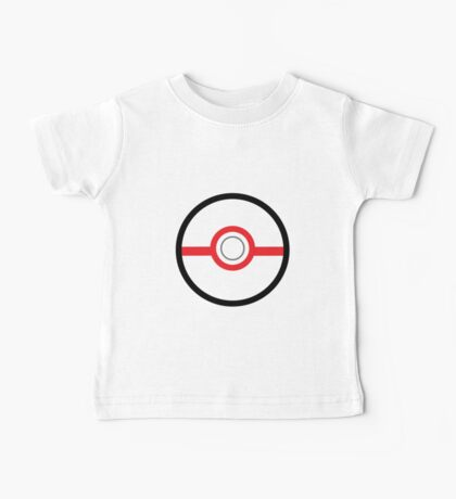 Premier Ball Pokeball Baby Tee