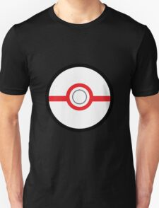 Premier Ball Pokeball Unisex T-Shirt