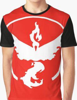 Pokemon Go Valor Graphic T-Shirt