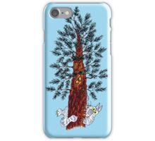 That tickles! iPhone Case/Skin