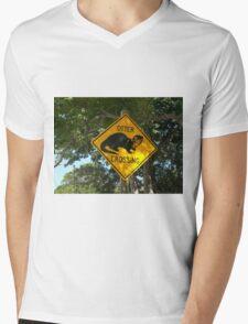 No Otter Reason Mens V-Neck T-Shirt