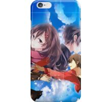 the mekkakucity actors graphic style iPhone Case/Skin