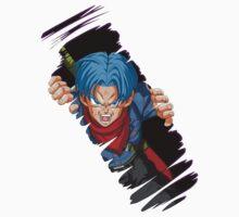 Mirai Trunks | Dragon Ball Super One Piece - Short Sleeve