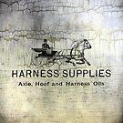 Harness Supplies Vintage Grunge by angelandspot