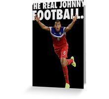 John Brooks Greeting Card