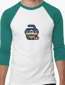 Skip - Curling Rockers Men's Baseball ¾ T-Shirt