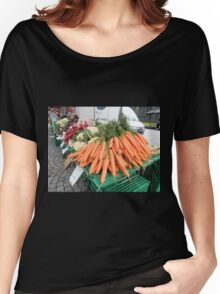 Vegetables for Sale Women's Relaxed Fit T-Shirt