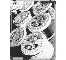 Vintage Cotton Reels iPad Case/Skin