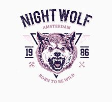 Wolf head grunge Unisex T-Shirt