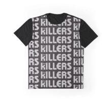 The Killers Logo Graphic T-Shirt
