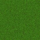 Green Abstract by angelandspot