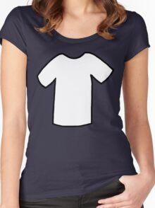 Shirt Shirt Women's Fitted Scoop T-Shirt