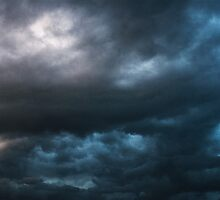 Storm Front~ Tryptic Image 3 by palal