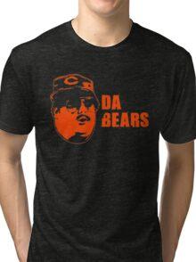 DA BEARS Chicago bears shirt funny Tri-blend T-Shirt