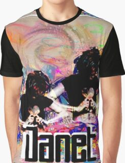 Janet love Graphic T-Shirt