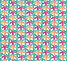 lagoa pattern Sticker