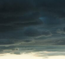 Storm Front~ Tryptic Image 2 by palal