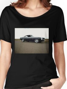 1969 SS Camaro, US Muscle Women's Relaxed Fit T-Shirt