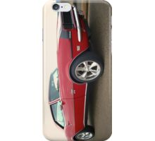 1968 Camaro SS iPhone Case/Skin
