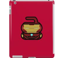The Billionaire Philanthropist - Curling Rockers iPad Case/Skin