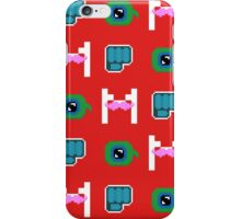 Youtuber Pixel Art (Jacksepticeye, Pewdiepie and Markiplier) iPhone Case/Skin