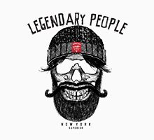 Legendary People Hipsta Unisex T-Shirt