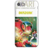 Atari Berzerk iPhone Case/Skin