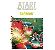 Atari Berzerk Photographic Print