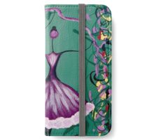 Festive Dancers iPhone Wallet/Case/Skin