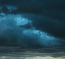 Storm Front~ Tryptic Image 1 by palal