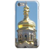 Ukrainian church iPhone Case/Skin