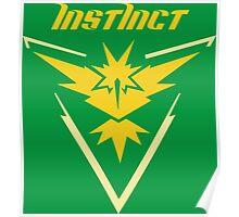 Instinct Team Poster