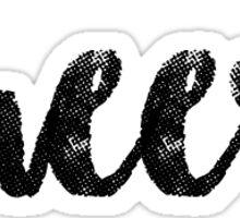 CHEERS Sticker