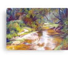 Hughes Creek, Avenel Metal Print