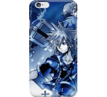 sora rising kingdom hearts iPhone Case/Skin
