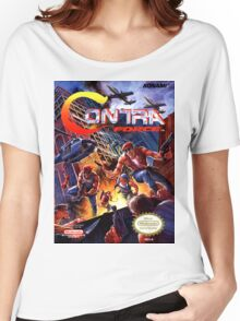 NES Contra Force  Women's Relaxed Fit T-Shirt