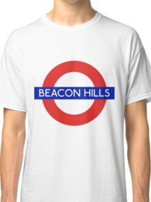 Fandom Tube- BEACON HILLS Classic T-Shirt