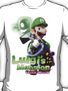 Luigi's Mansion Dark Moon T-Shirt T-Shirt