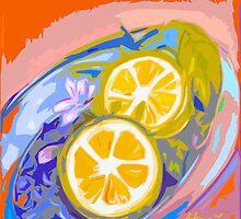 Lemon Slices by Alma Lee