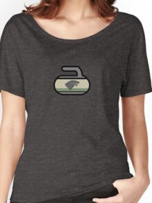 North Rocks - Curling Rockers Women's Relaxed Fit T-Shirt